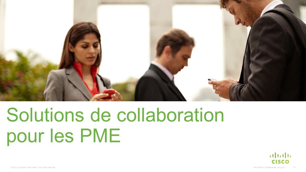 Solutions de collaboration pour les PME