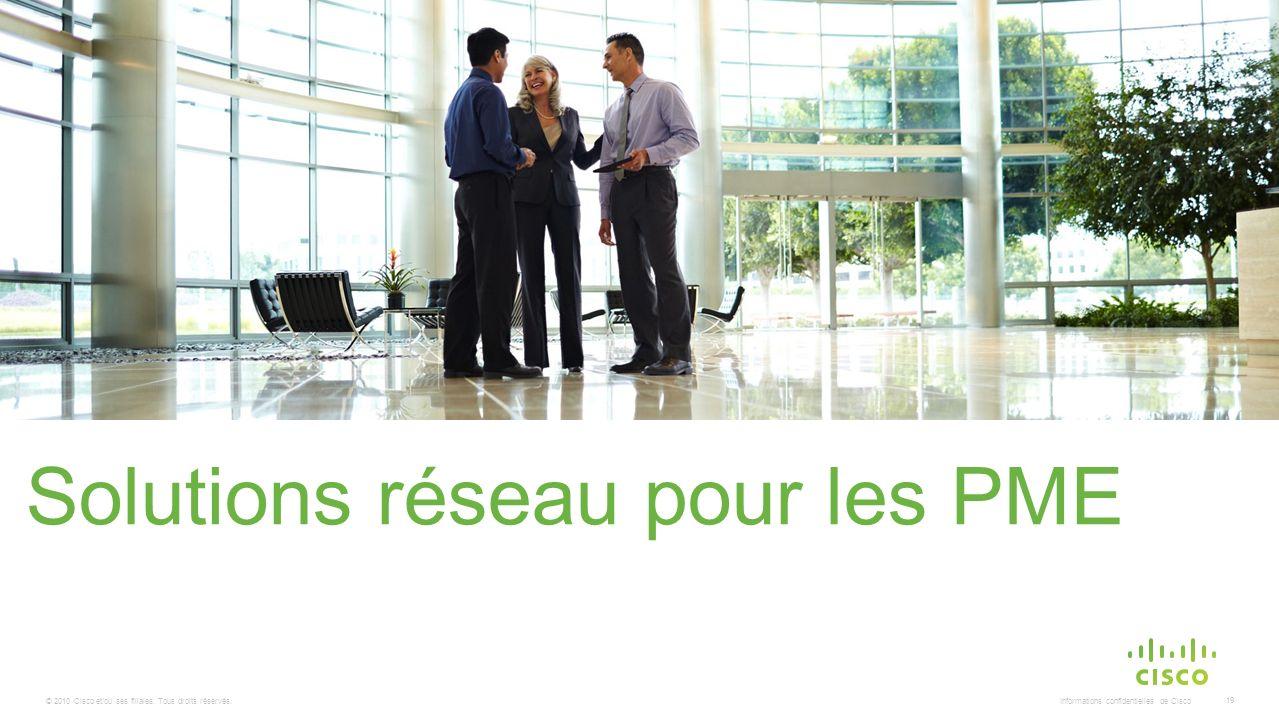 Solutions réseau pour les PME