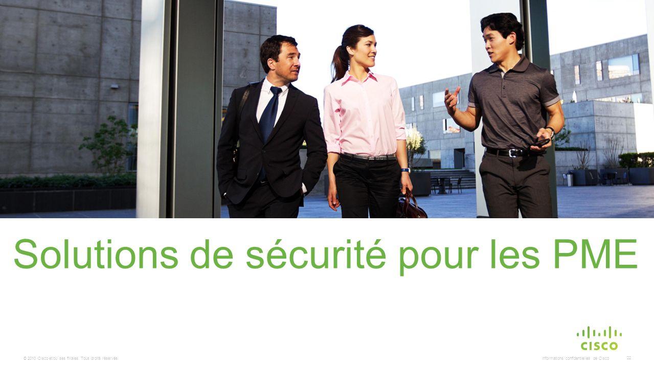 Solutions de sécurité pour les PME
