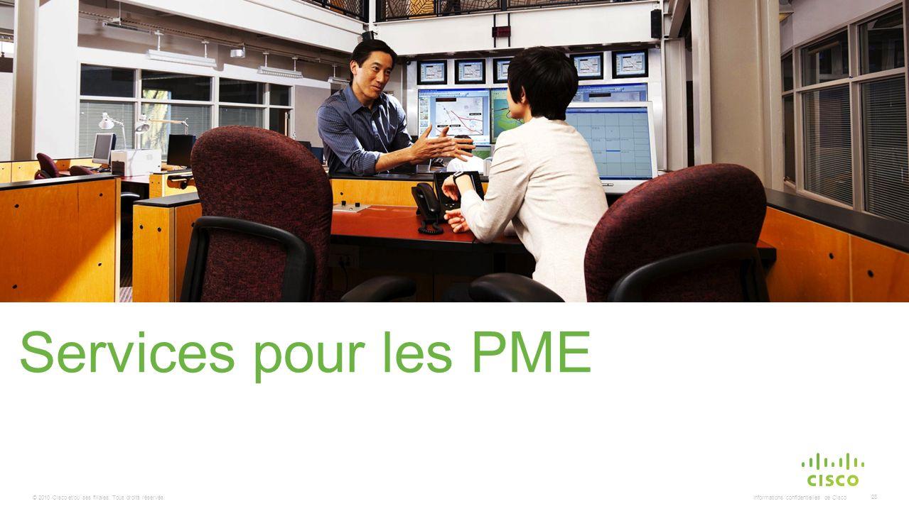 Services pour les PME