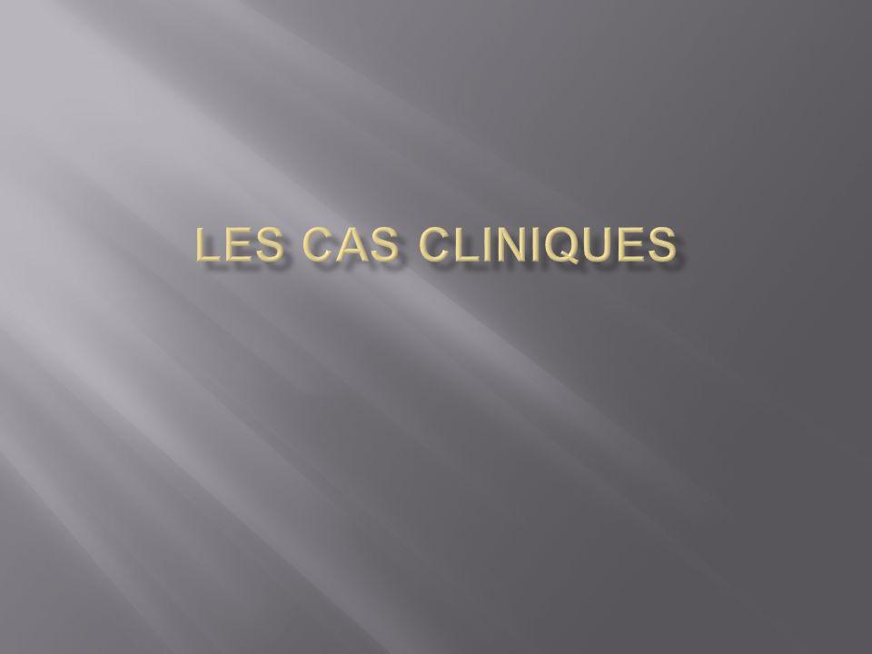 Les cas cliniques