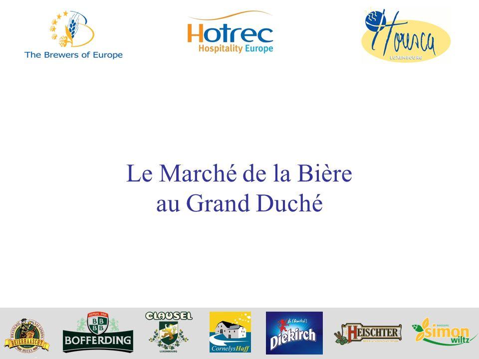 Le Marché de la Bière au Grand Duché