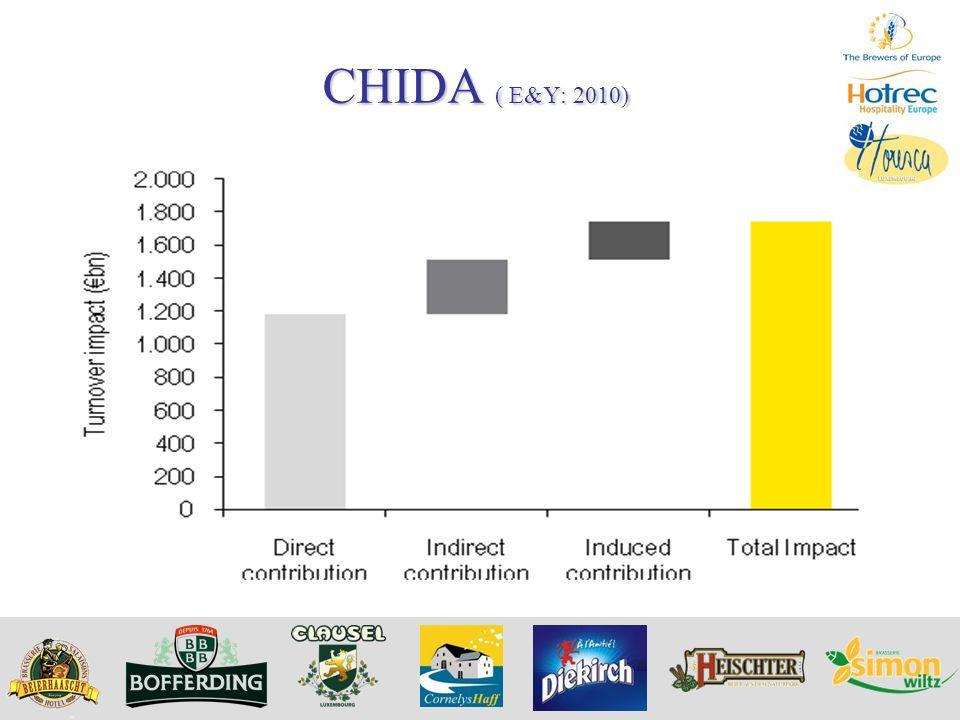 CHIDA ( E&Y: 2010)