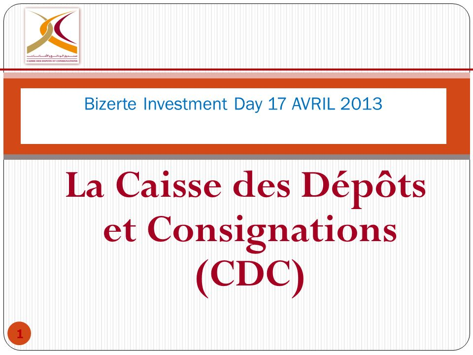 Bizerte Investment Day 17 AVRIL