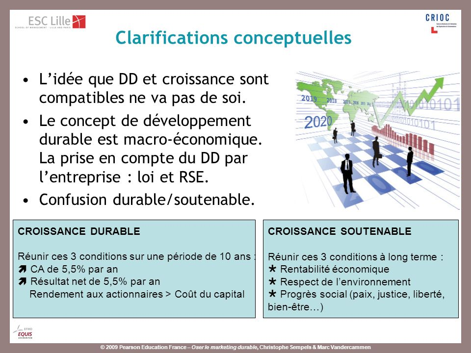 Clarifications conceptuelles