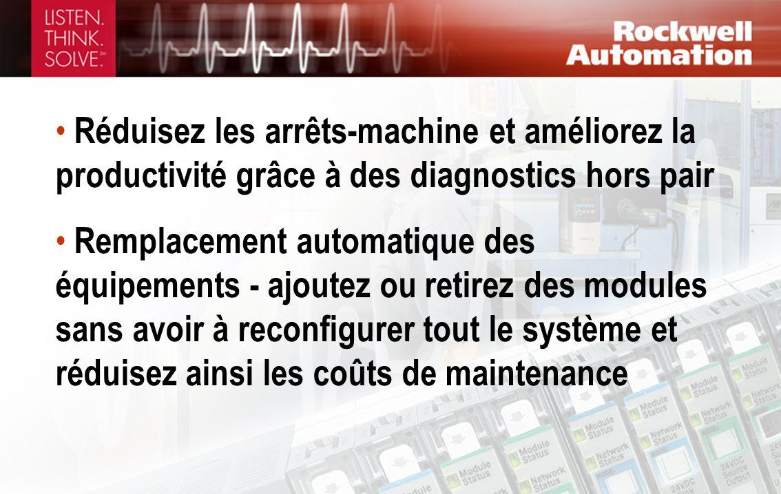 Réduisez les arrêts-machine et améliorez la productivité grâce à des diagnostics hors pair
