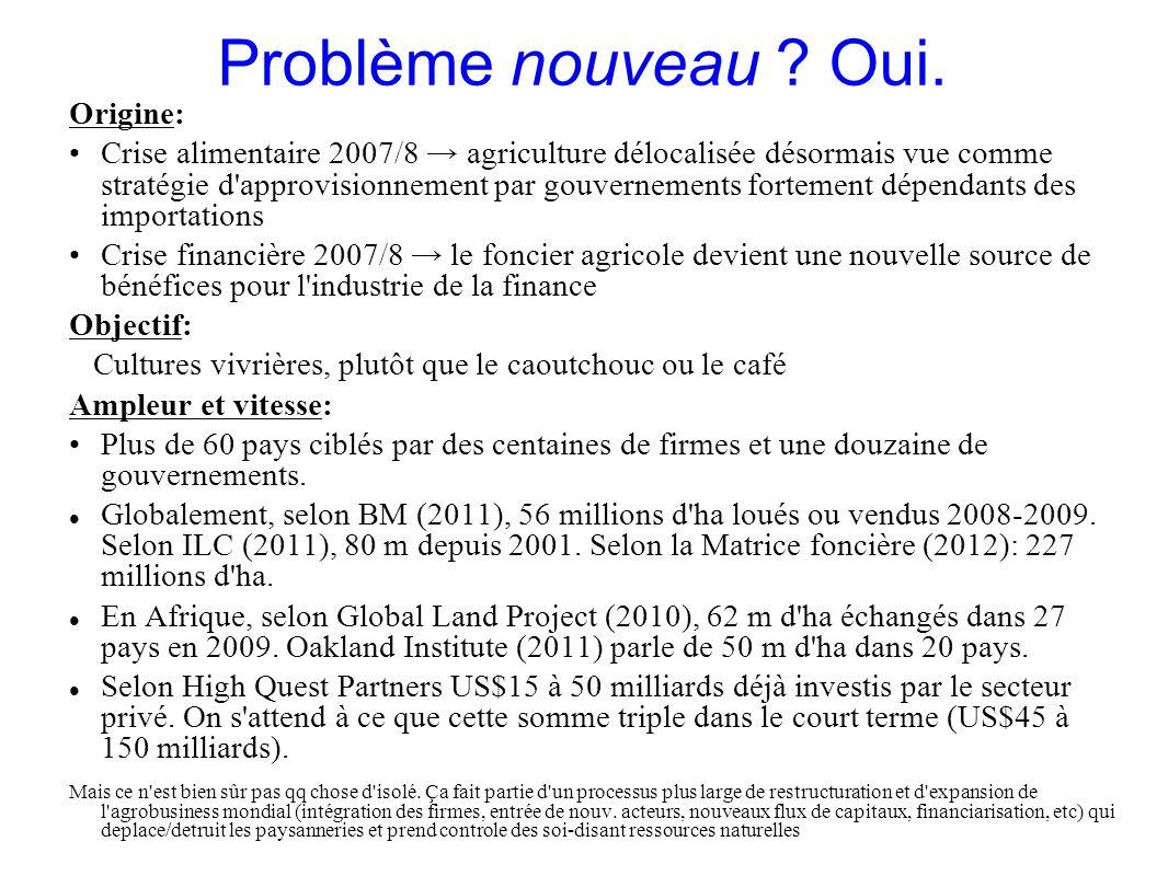 Problème nouveau Oui. GRAIN 10/2011 Origine: