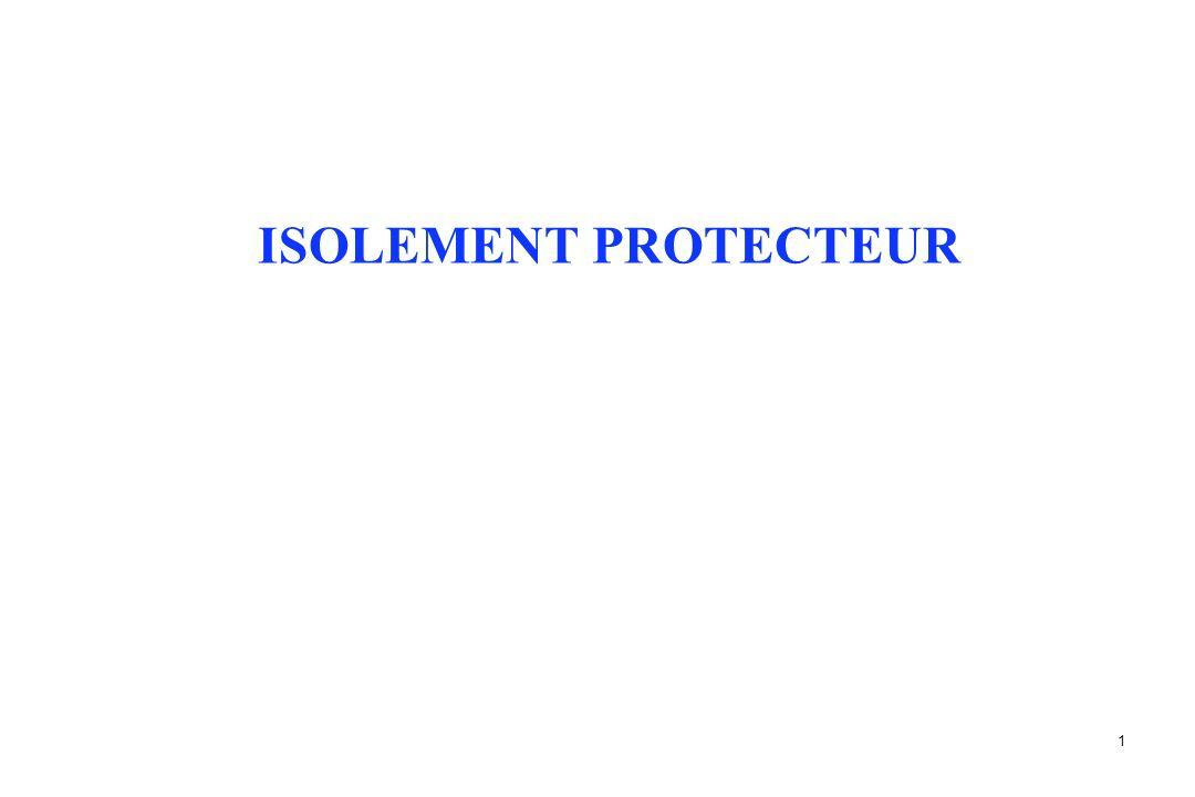 ISOLEMENT PROTECTEUR 1