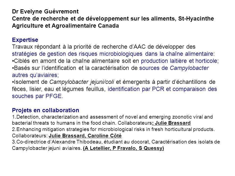 Centre de recherche et de développement sur les aliments, St-Hyacinthe