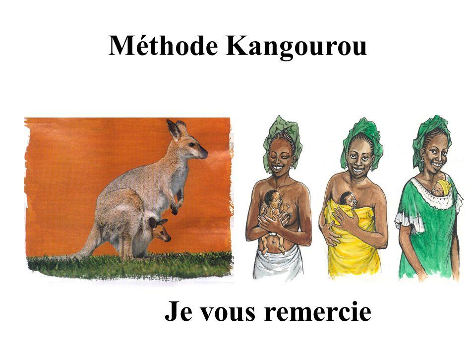 Méthode Kangourou Je vous remercie