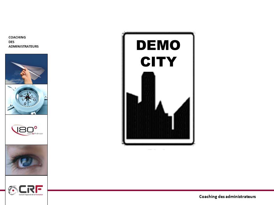 DEMO CITY Questions – réponses sur cette première partie