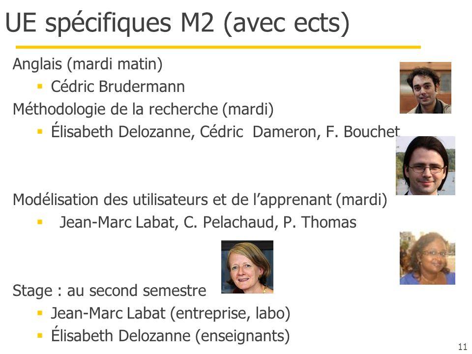 UE spécifiques M2 (avec ects)