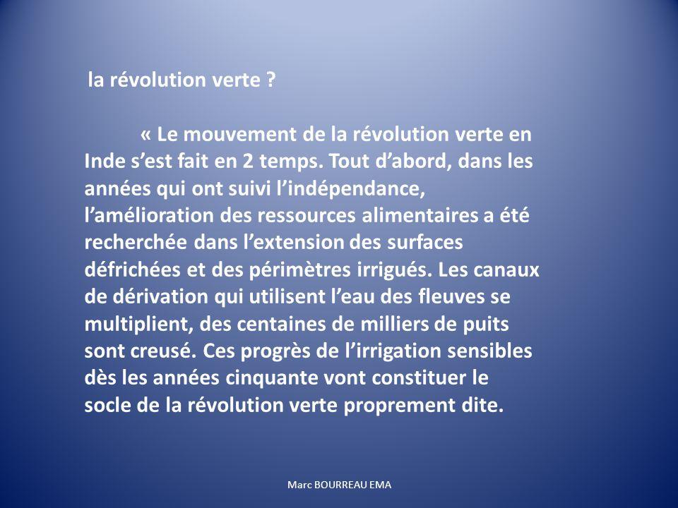 la révolution verte