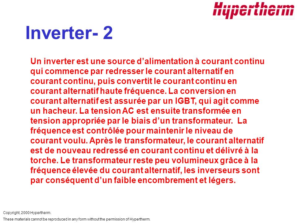 Inverter- 2