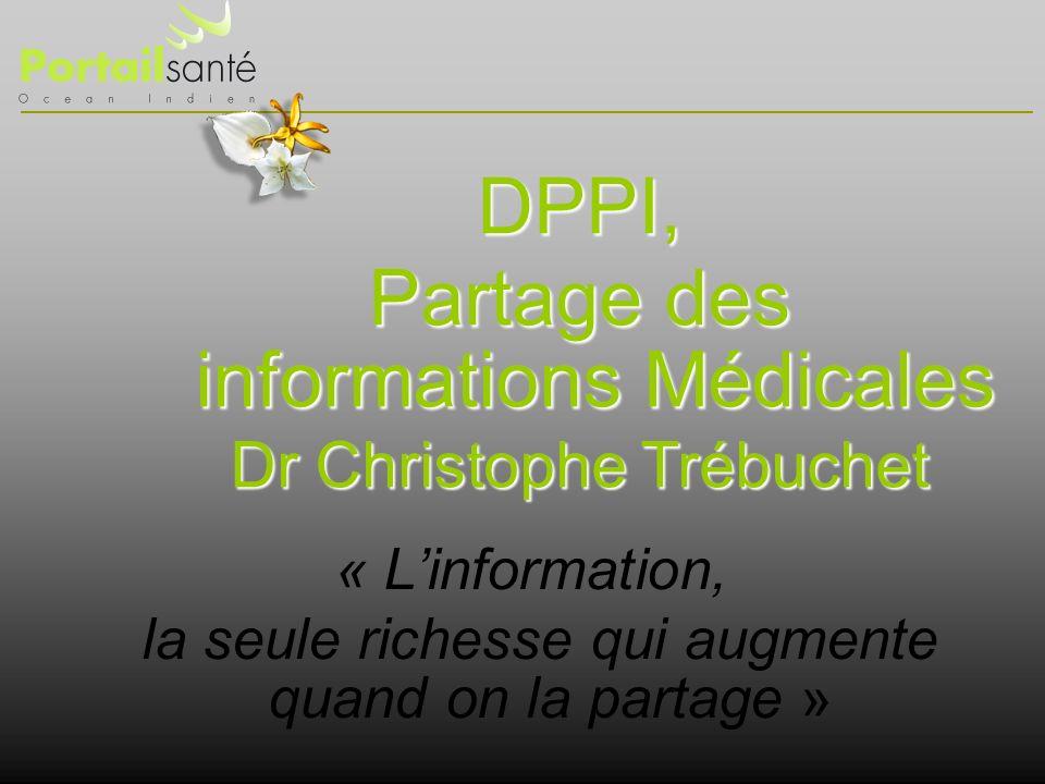 Partage des informations Médicales