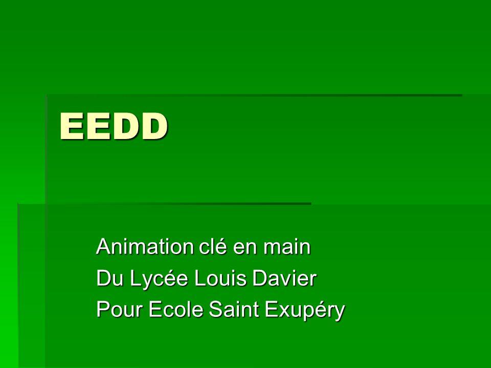 Animation clé en main Du Lycée Louis Davier Pour Ecole Saint Exupéry