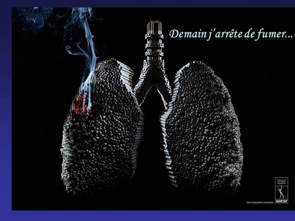 Demain j'arrête de fumer...