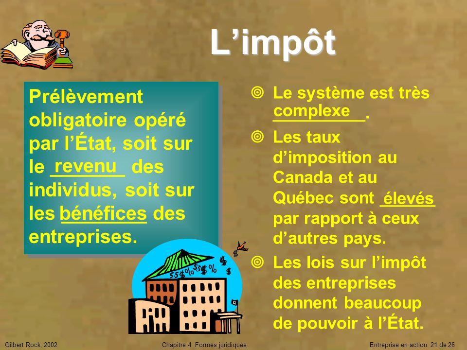Chapitre 4 Formes juridiques