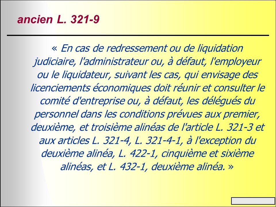 ancien L. 321-9