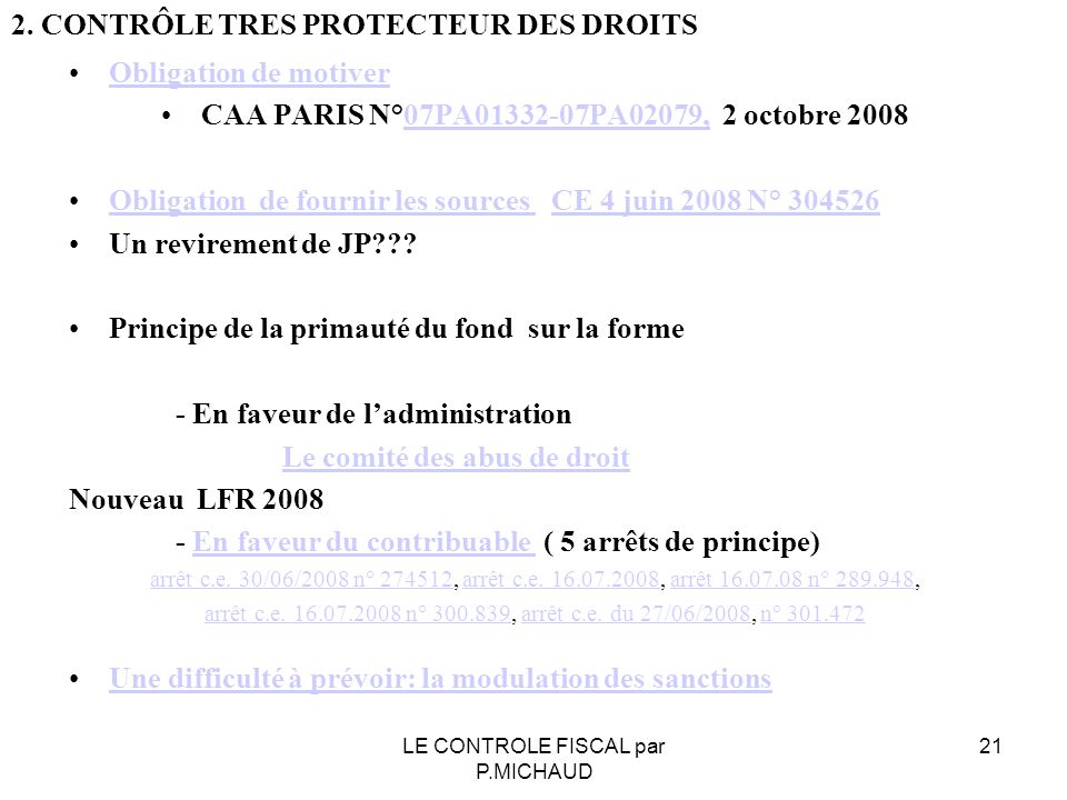 CAA PARIS N°07PA01332-07PA02079, 2 octobre 2008