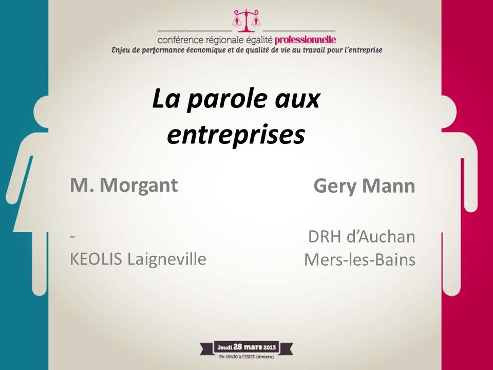 M. Morgant - KEOLIS Laigneville