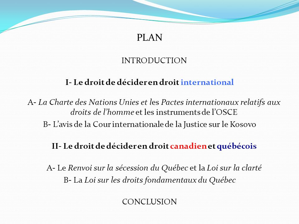 PLAN INTRODUCTION.