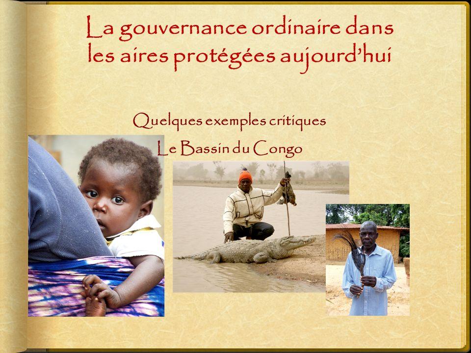 La gouvernance ordinaire dans les aires protégées aujourd'hui