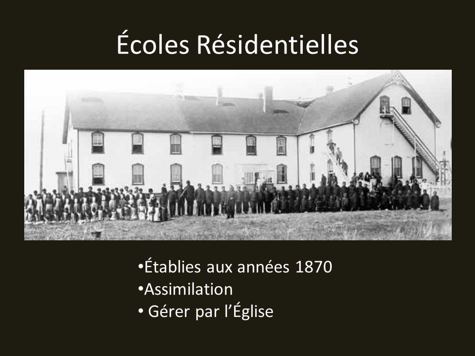 Écoles Résidentielles