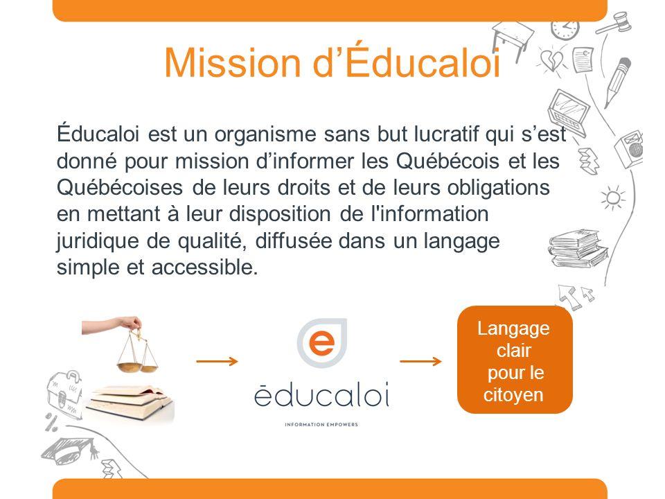 Mission d'Éducaloi