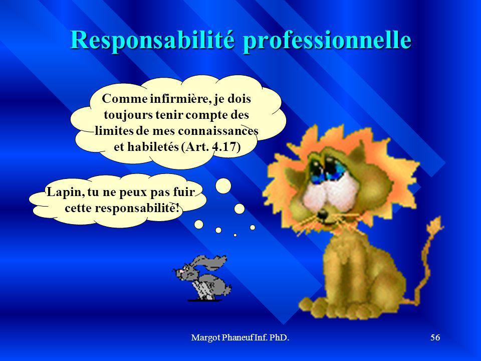 Responsabilité professionnelle