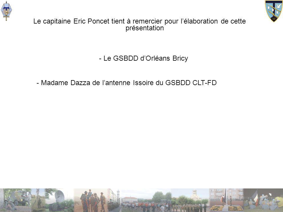 - Le GSBDD d'Orléans Bricy