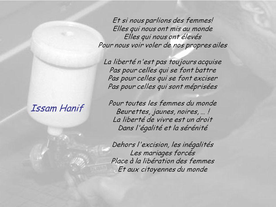 Issam Hanif Et si nous parlions des femmes!