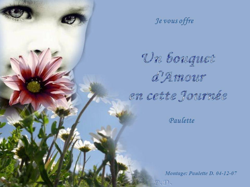 Un bouquet d Amour en cette Journée