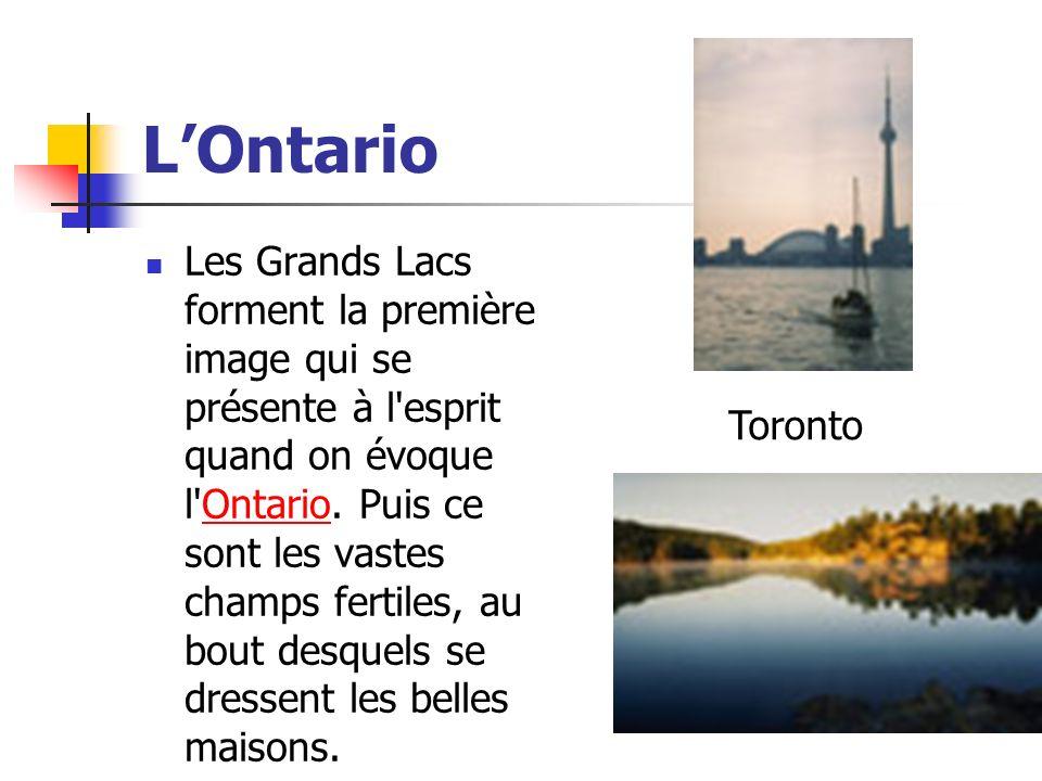 L'Ontario