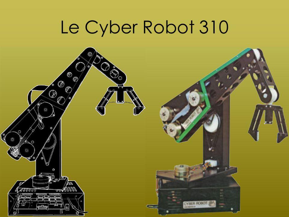 Le Cyber Robot 310