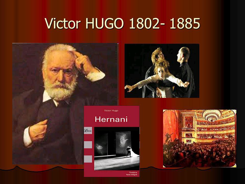 Victor HUGO 1802- 1885
