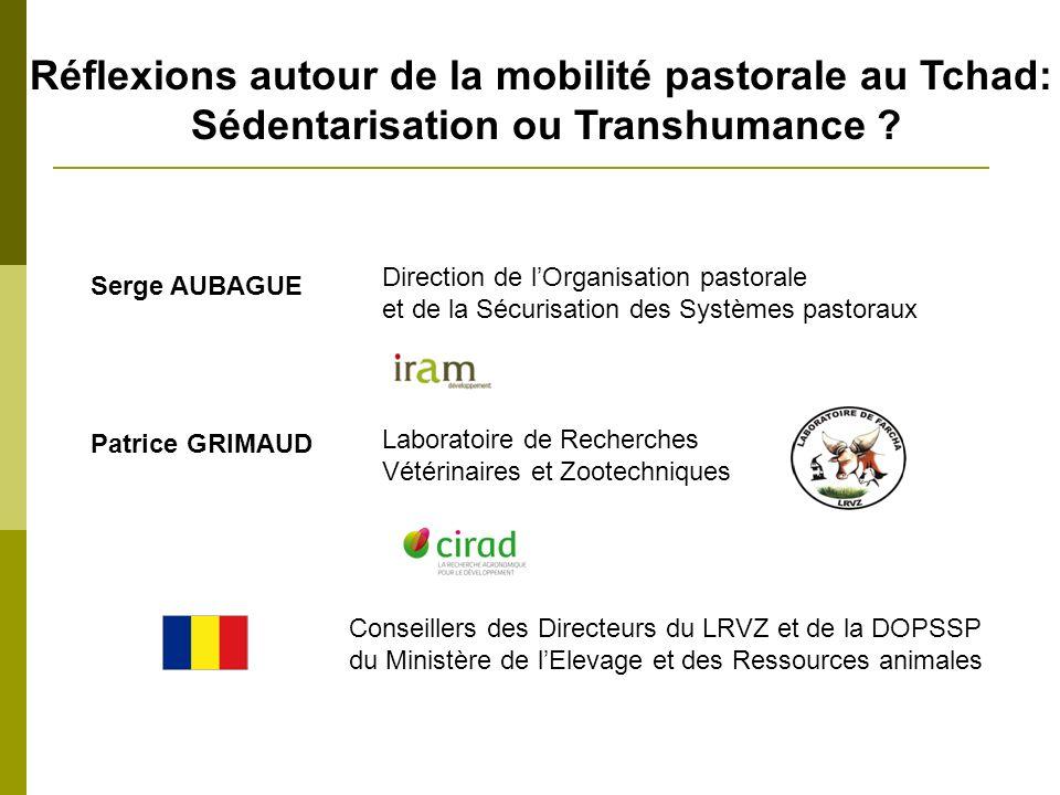 Réflexions autour de la mobilité pastorale au Tchad:
