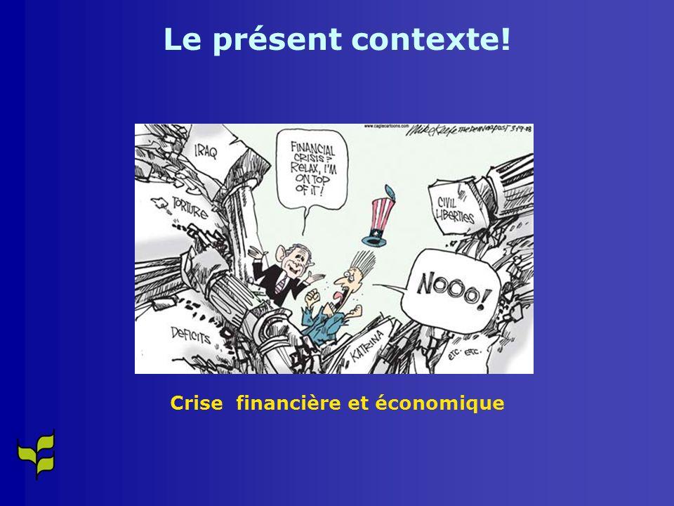 Crise financière et économique