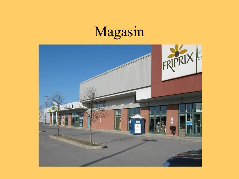 Magasin