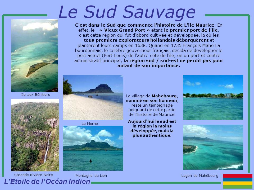 L'Etoile de l'Océan Indien