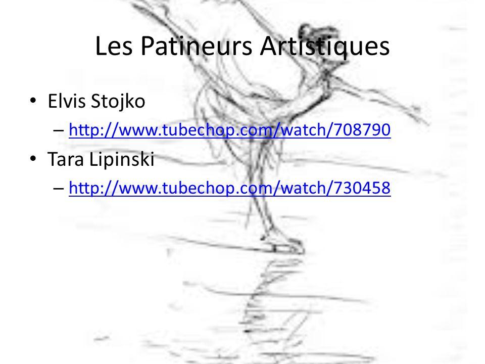 Les Patineurs Artistiques