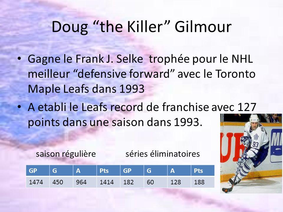 Doug the Killer Gilmour