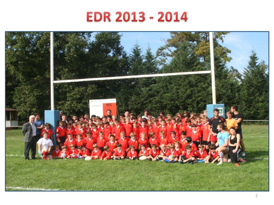 EDR 2013 - 2014