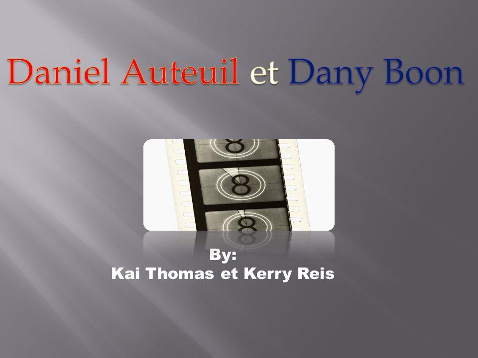 Daniel Auteuil et Dany Boon