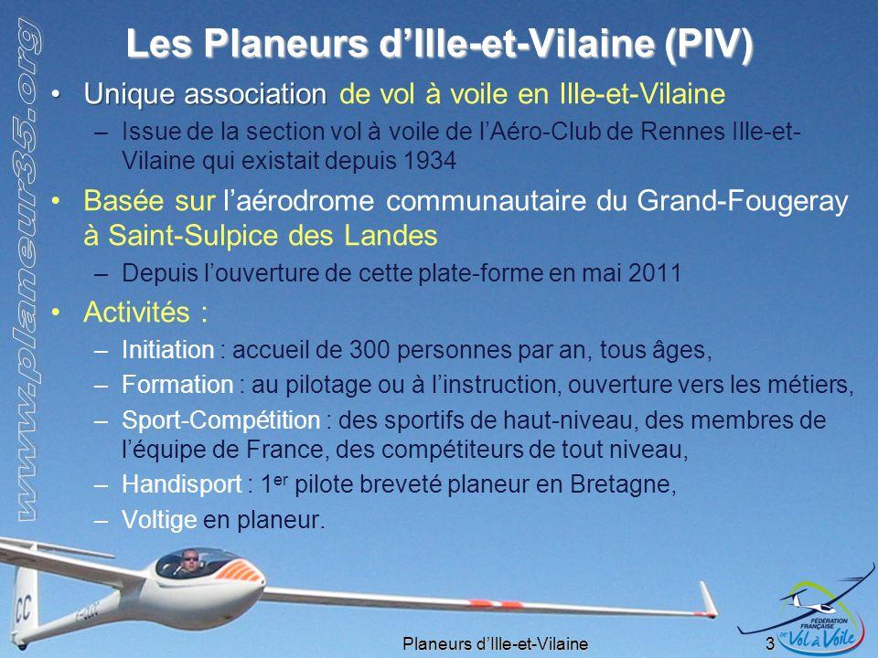 Les Planeurs d'Ille-et-Vilaine (PIV)