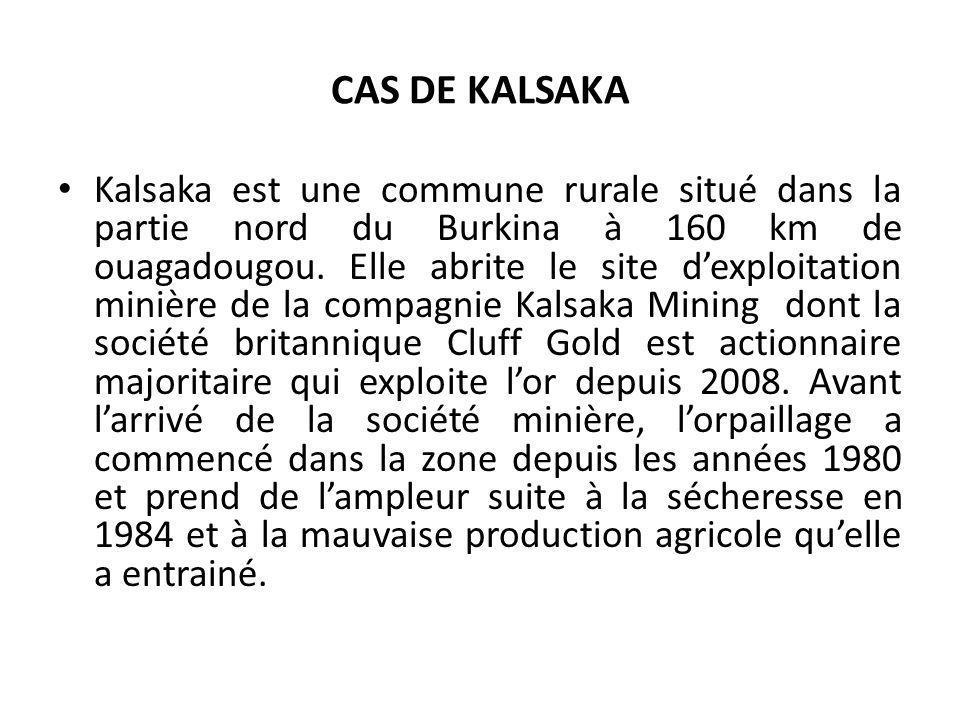 CAS DE KALSAKA