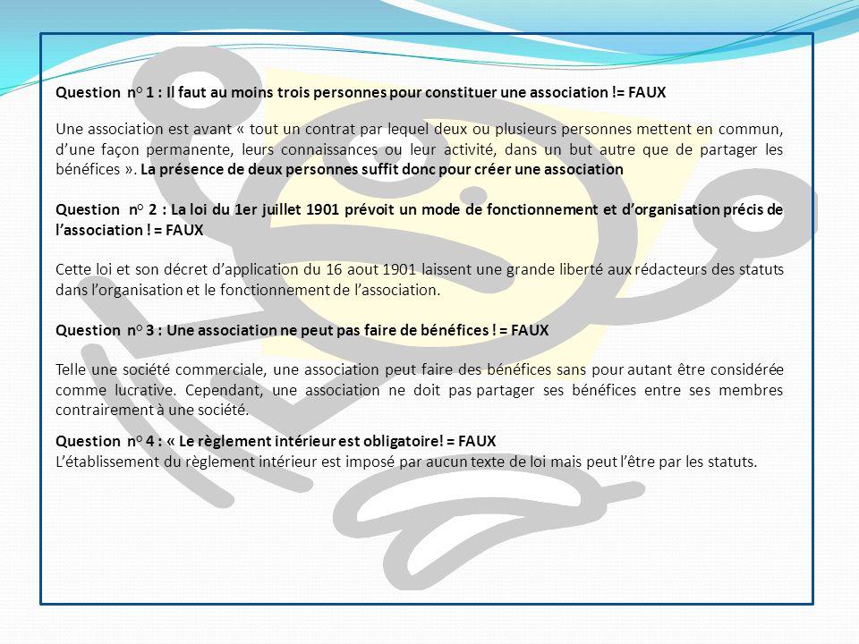 Correction questionnaire ppt t l charger for Exemple reglement interieur association