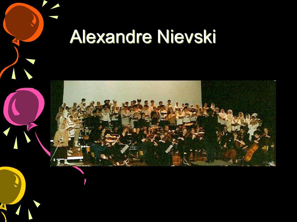 Alexandre Nievski
