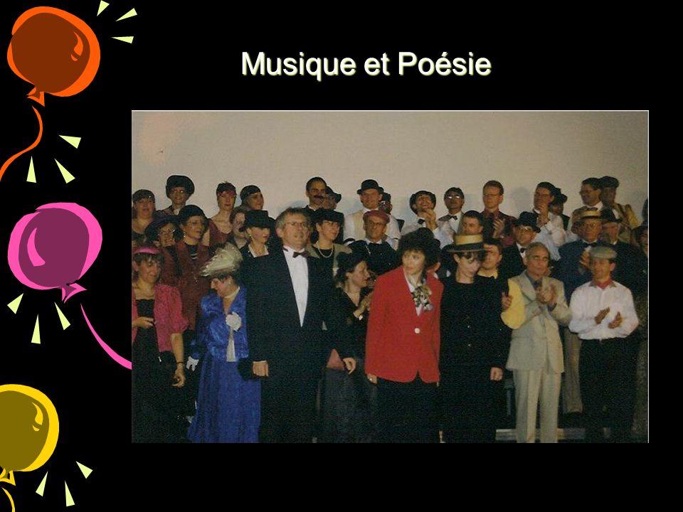 Musique et Poésie