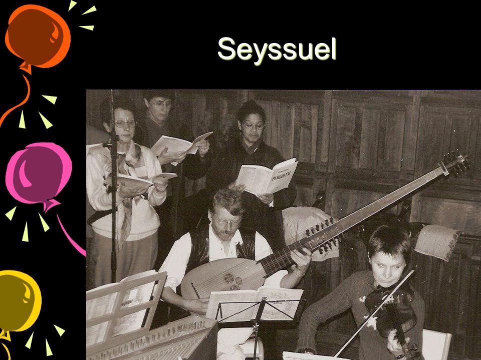 Seyssuel
